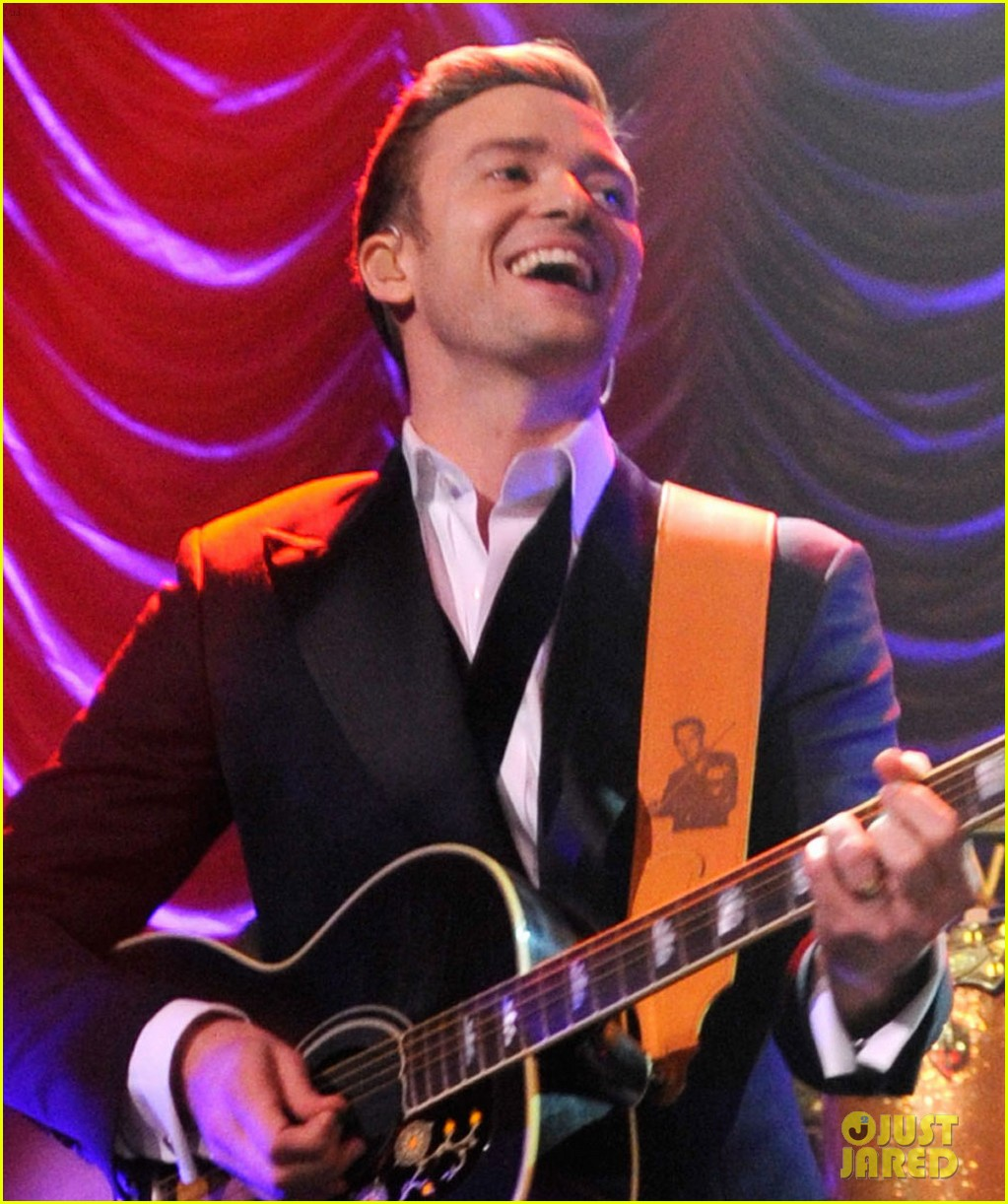justin timberlake hollywood palladium concert video pics 02