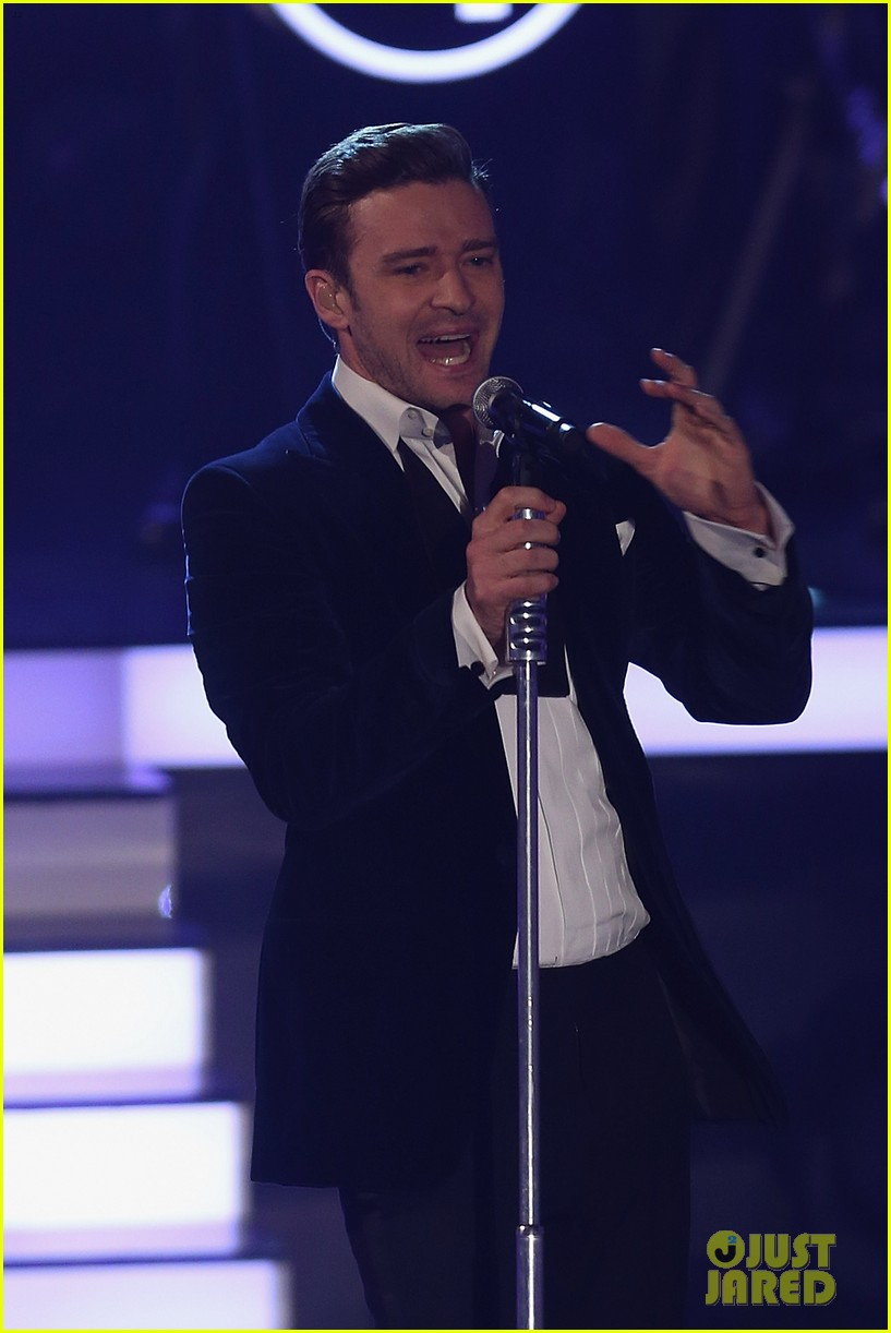 justin timberlake performs mirrors on wetten dass 07