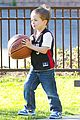 mark wahlberg basketball with brendan 05