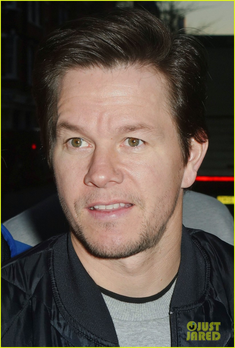 mark wahlberg broken city rome photo call radio visit 042806771