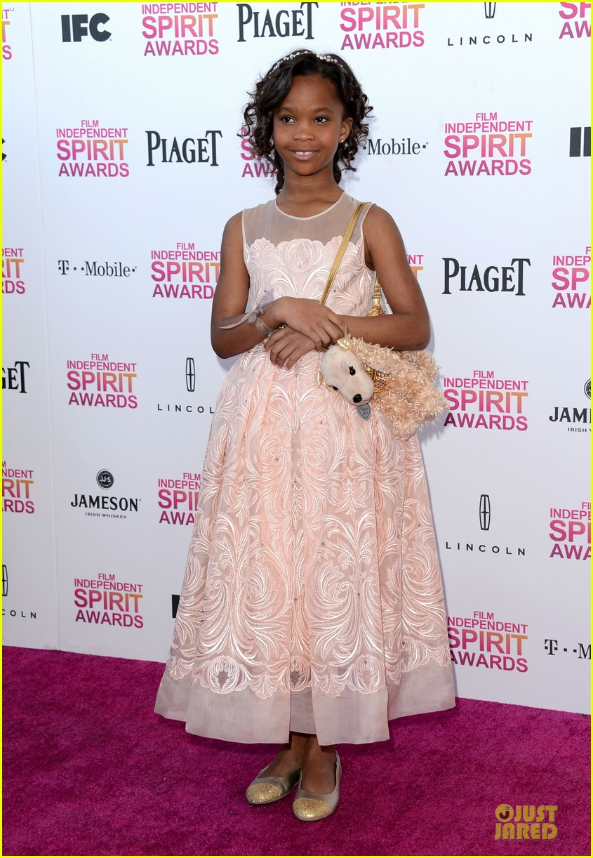 quvenzhane wallis independent spirit awards 2013 032817786