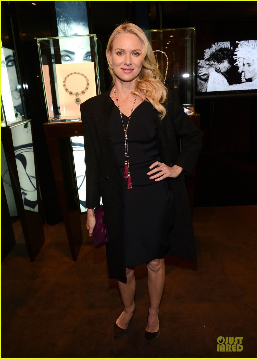 naomi watts bvlgari celebration of elizabeth taylor collection 07