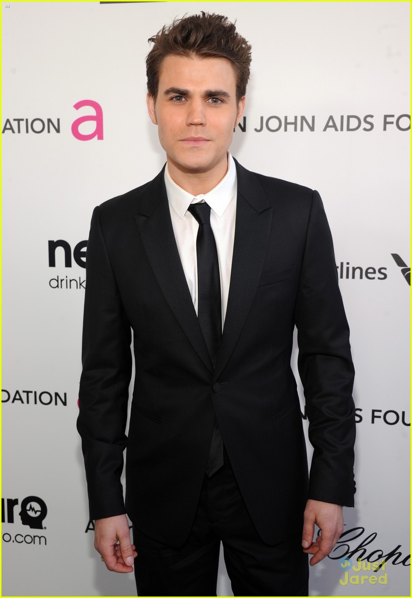 paul wesley ryan kwanten elton john oscars party 2013 05