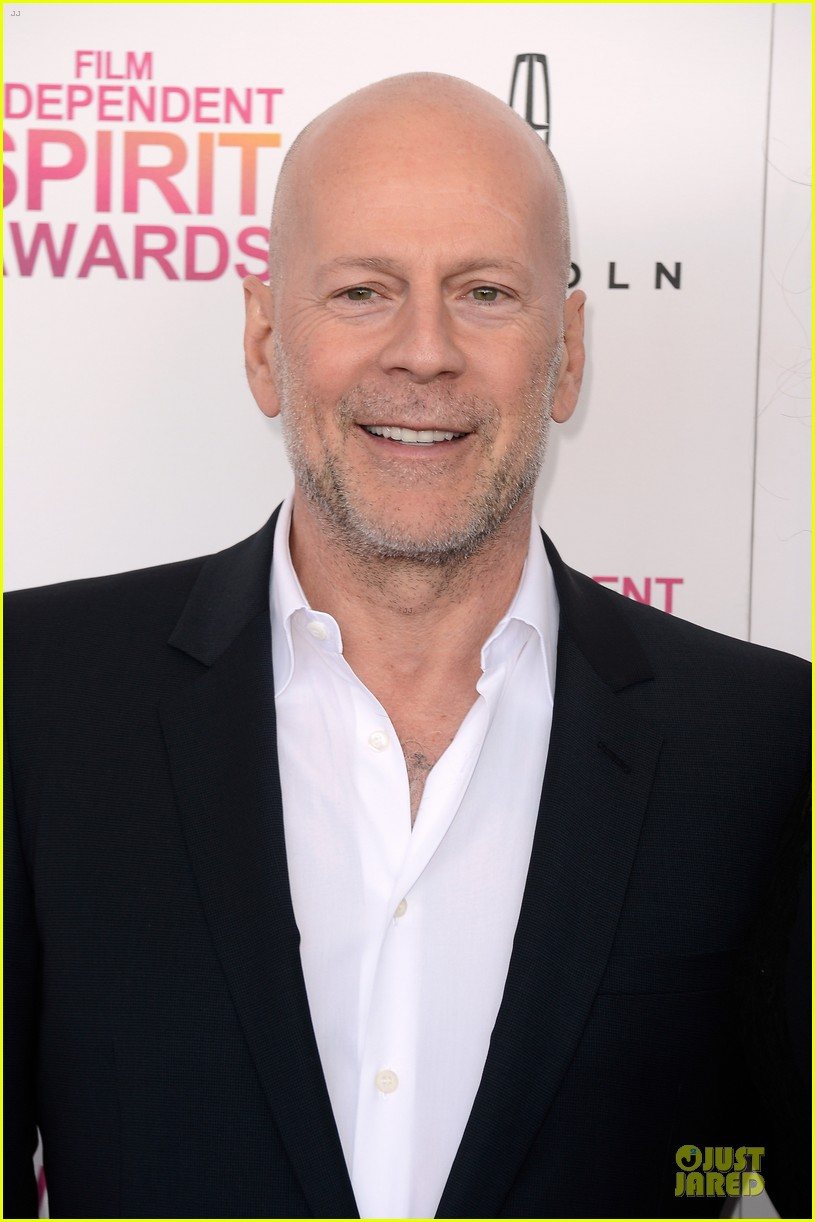 bruce willis emma heming independent spirit awards 2013 04