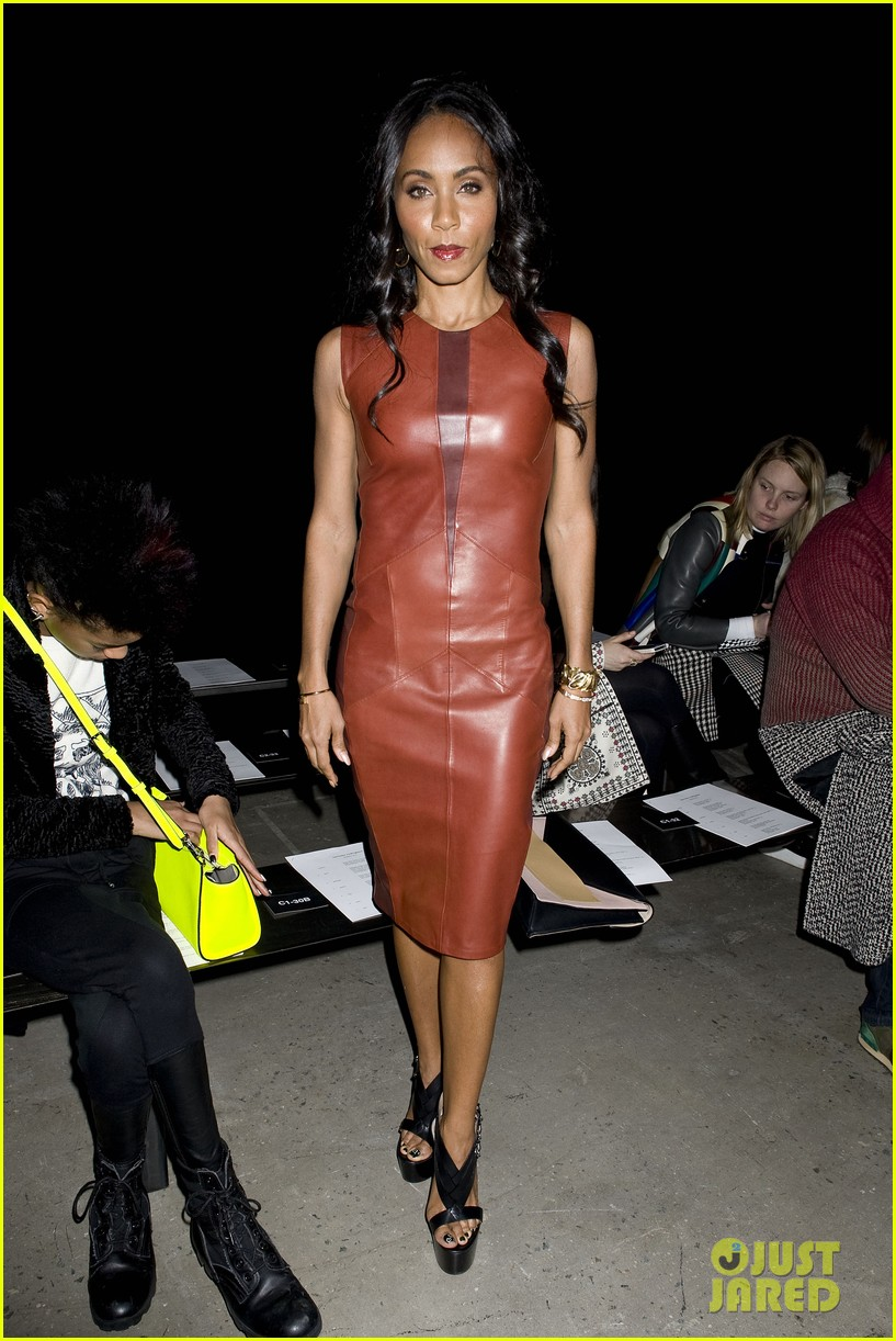 willow jada pinkett smith narciso rodriguez fashion show 092811375