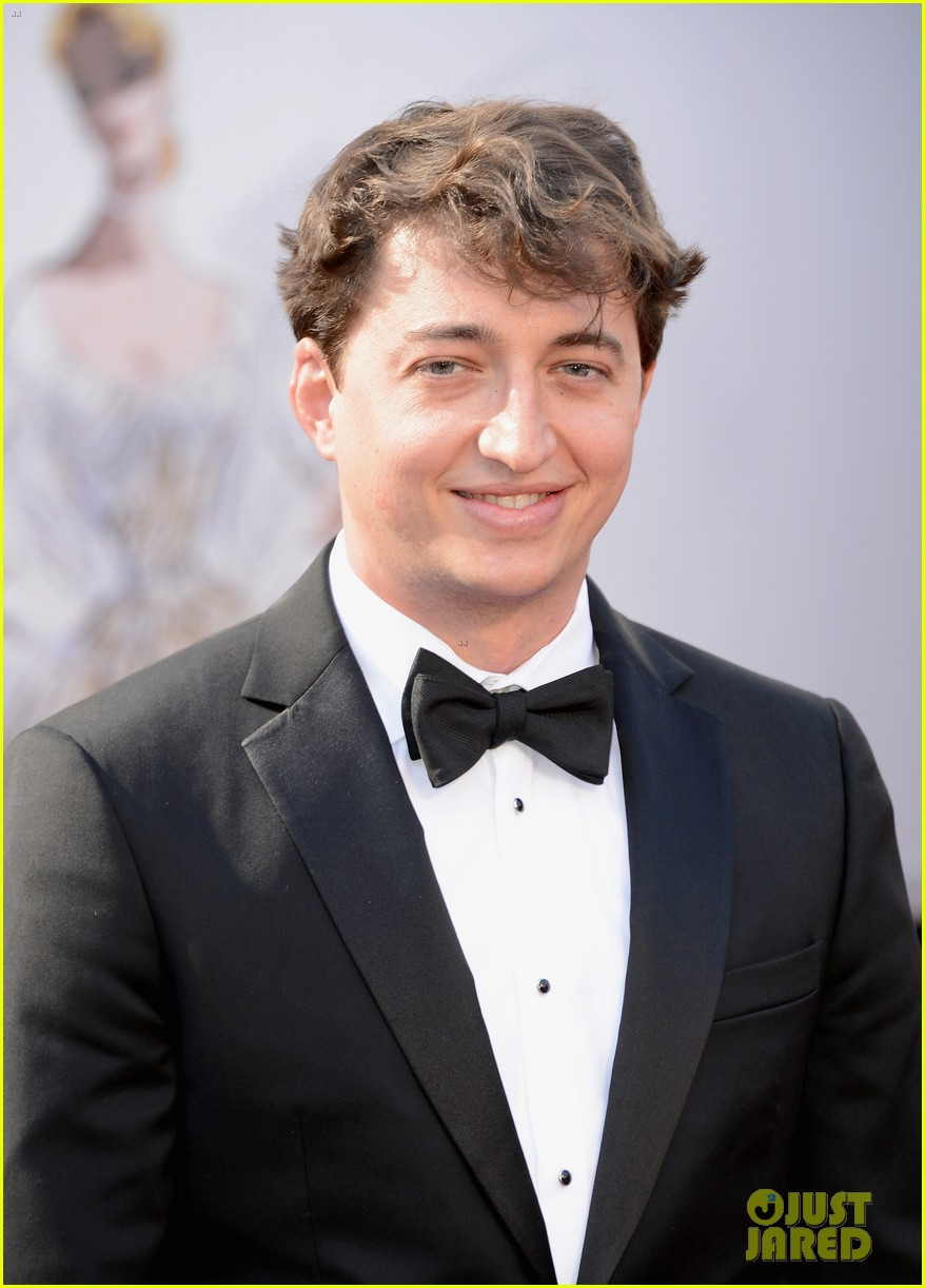 benh zeitlin dwight henry oscars 2013 red carpet 02