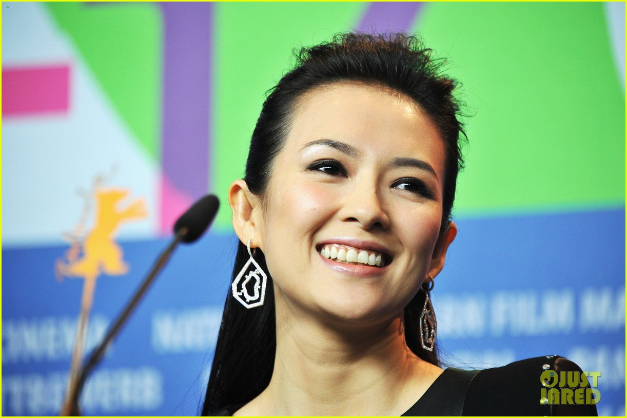 ziyi zhang grandmaster premiere photo call in berlin 112806803