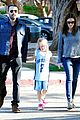 ben affleck jennifer garner violet basketball practice 01