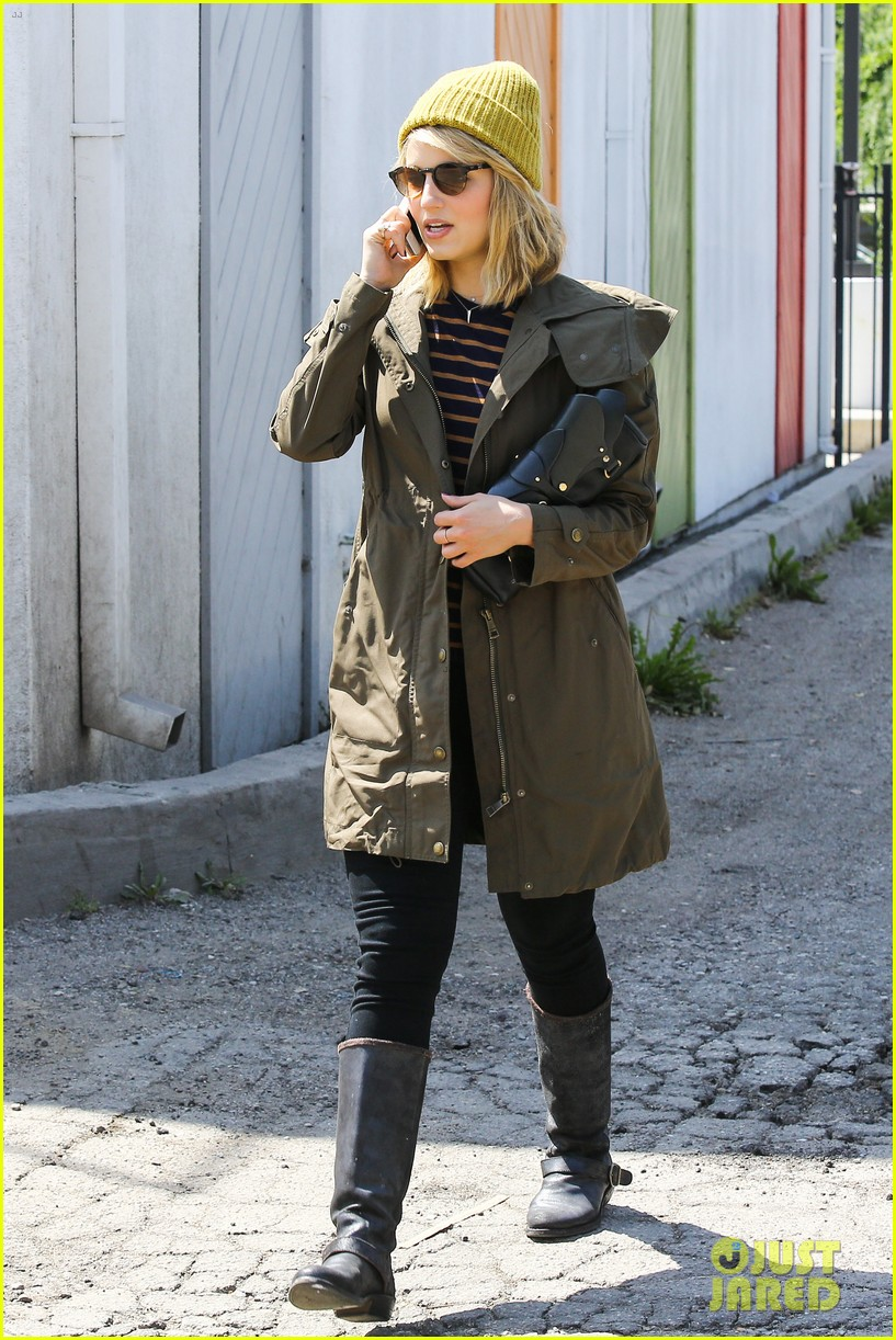dianna agron heres to showing your love 05