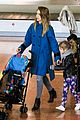 jessica alba paris arrival with honor 34