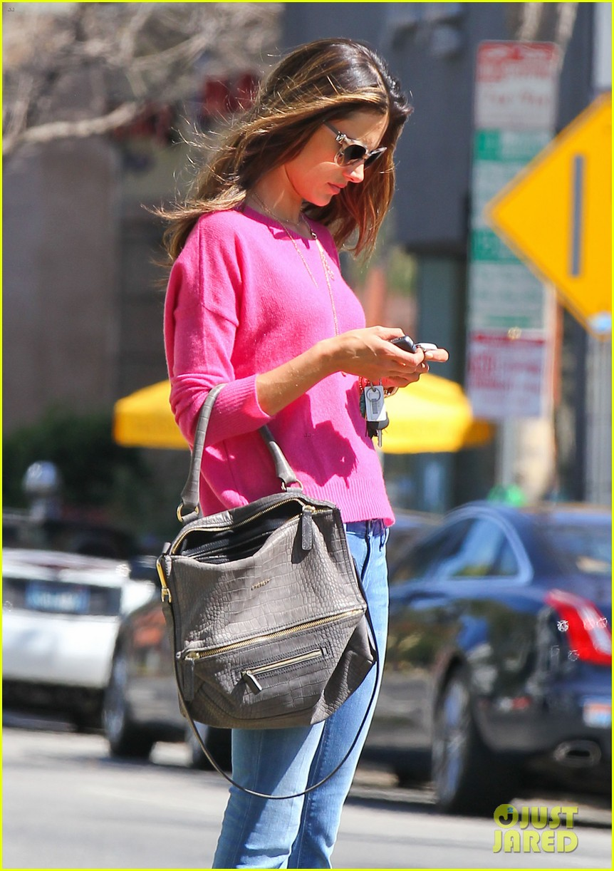 alessandra ambrosio candice swanepoel separate solo outings 082830280
