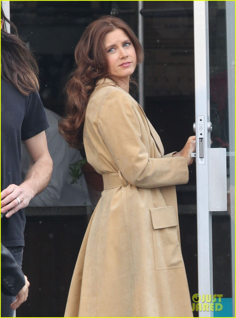 christian bale comb over cut for abscam with amy adams 132835320