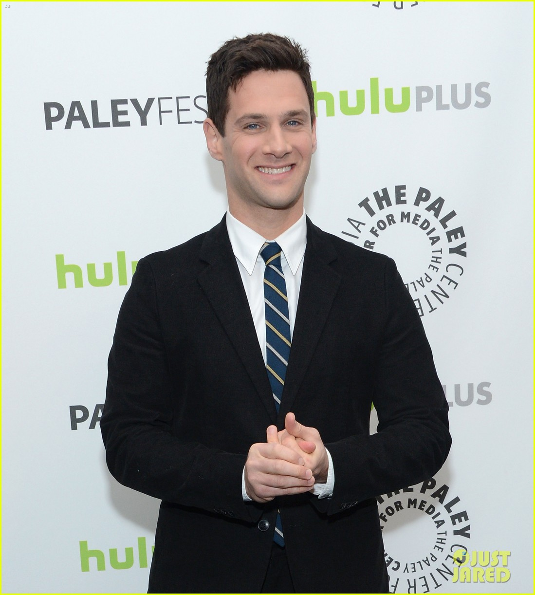 justin bartha andrew rannells new normal at paleyfest 042826539