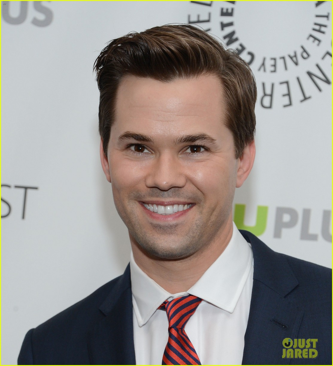 justin bartha andrew rannells new normal at paleyfest 13