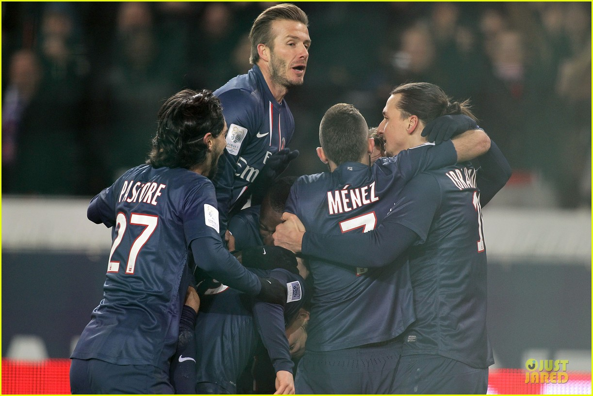 david beckham i feel comfortable with paris st germain 042840398
