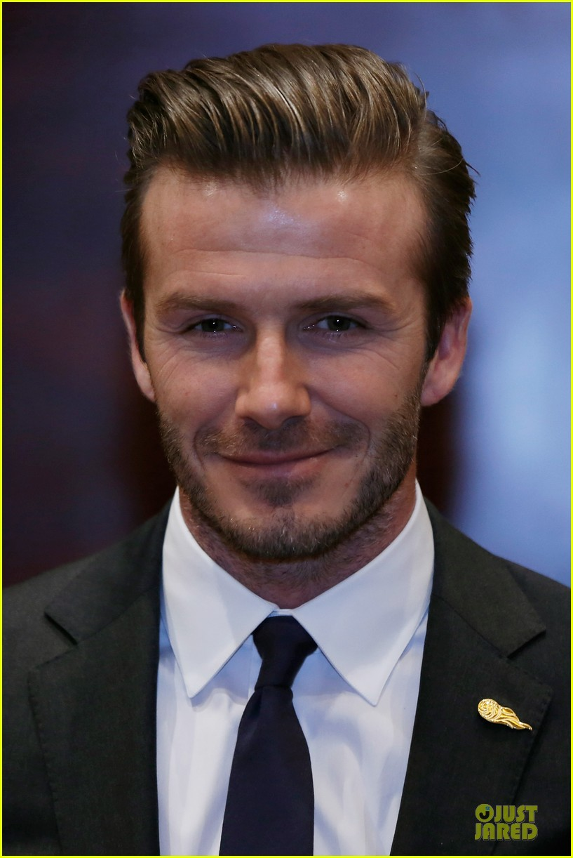 david beckham qingdao jonoon football club 18