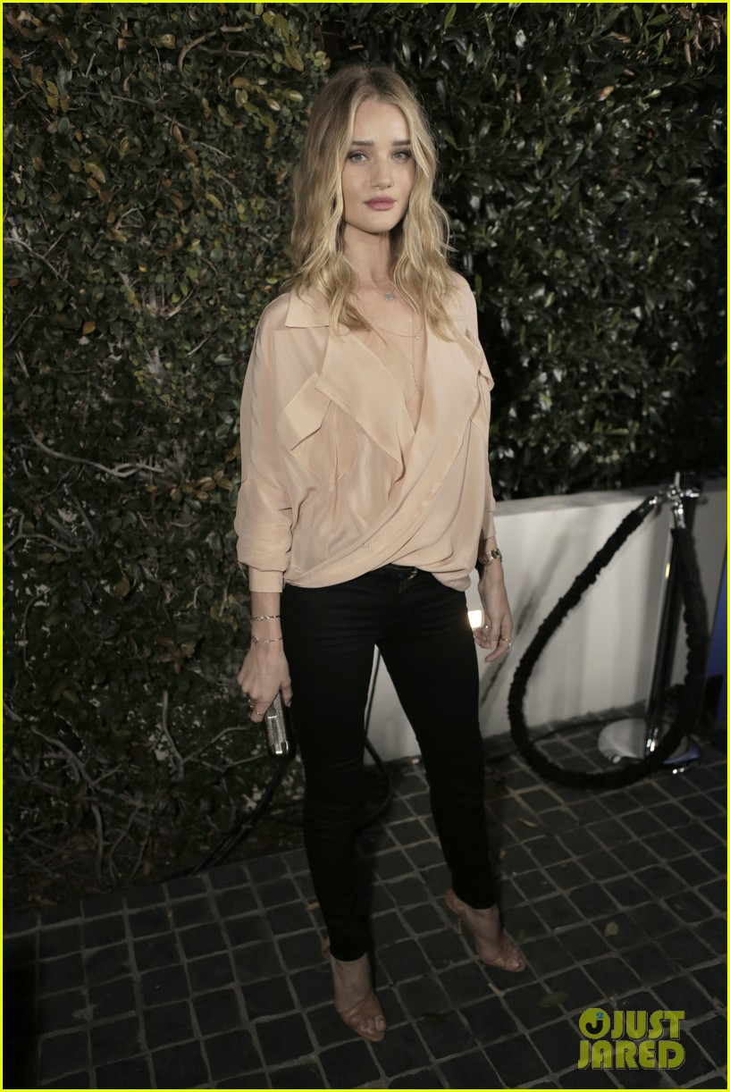 rachel bilson rosie huntington whiteley blackberry launch party 16
