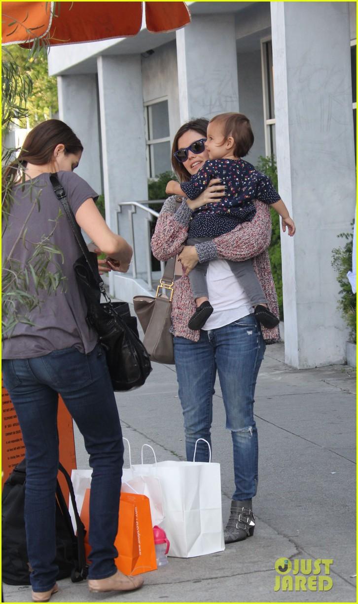 rachel bilson godmother duties in hollywood 05
