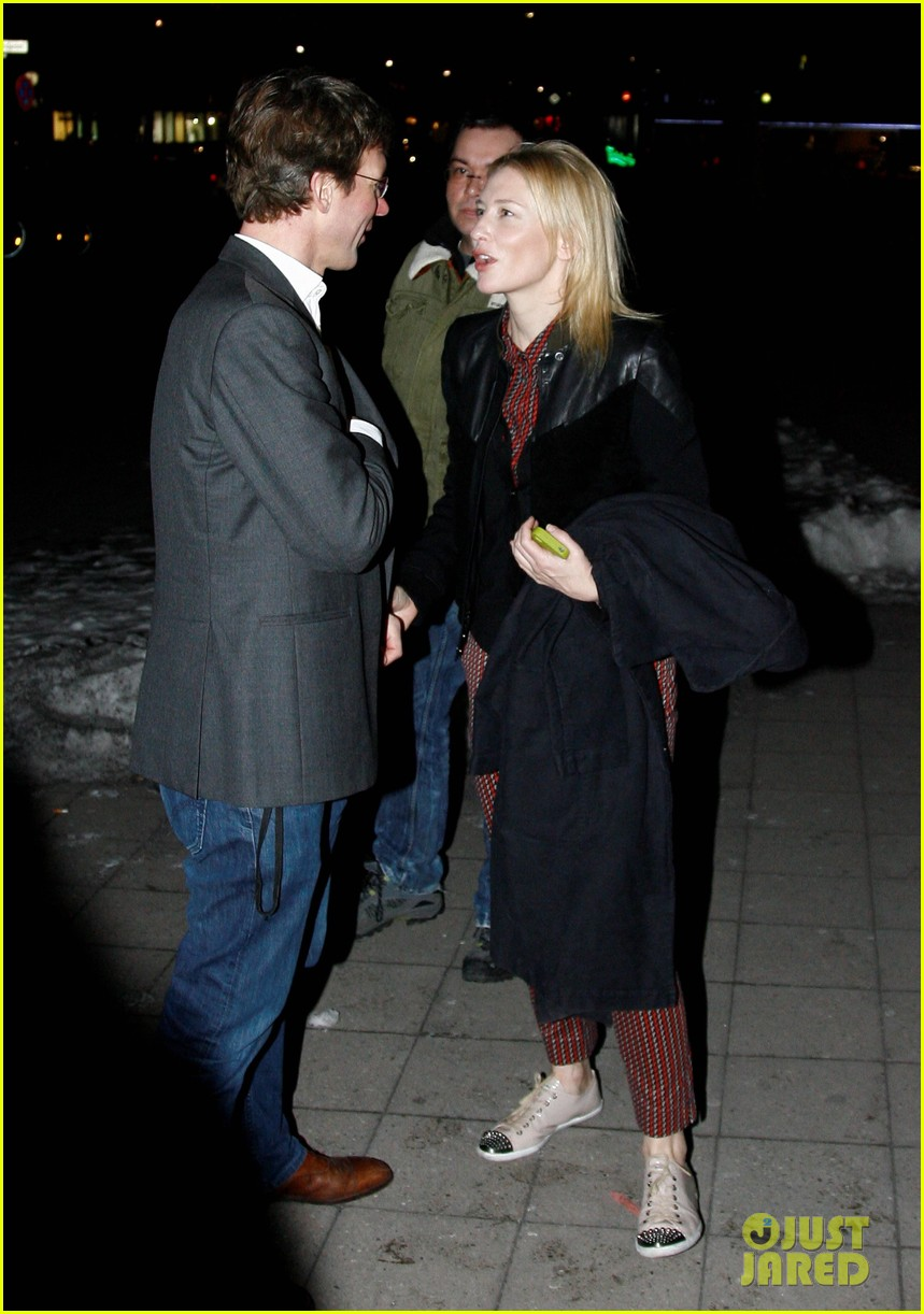 cate blanchett find 2013 showcase with geoffrey rush 032832489
