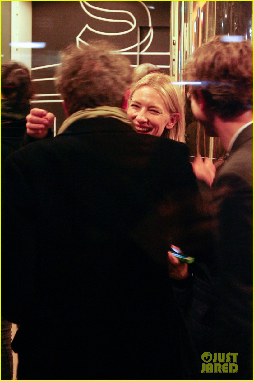 cate blanchett find 2013 showcase with geoffrey rush 132832499