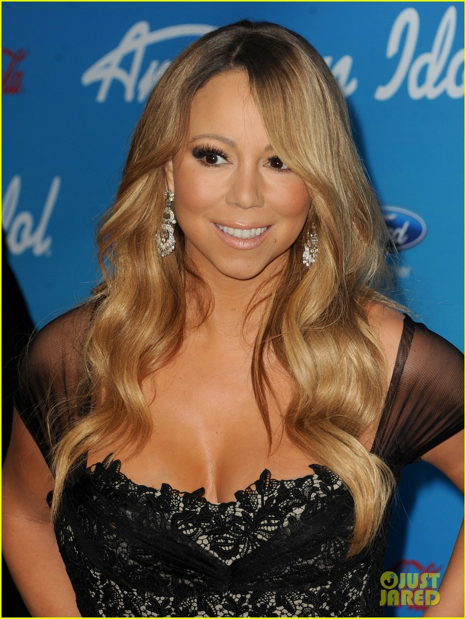 mariah carey american idol 2013 season 12 finalists party 15