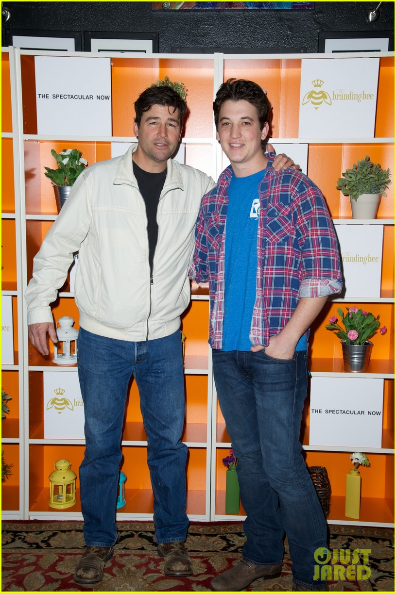 kyle chandler miles teller spectacular now after party sxsw 04