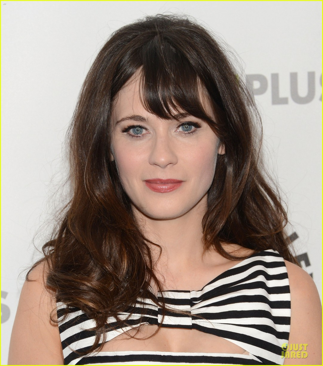 zooey deschanel paleyfest with new girl cast 142829164