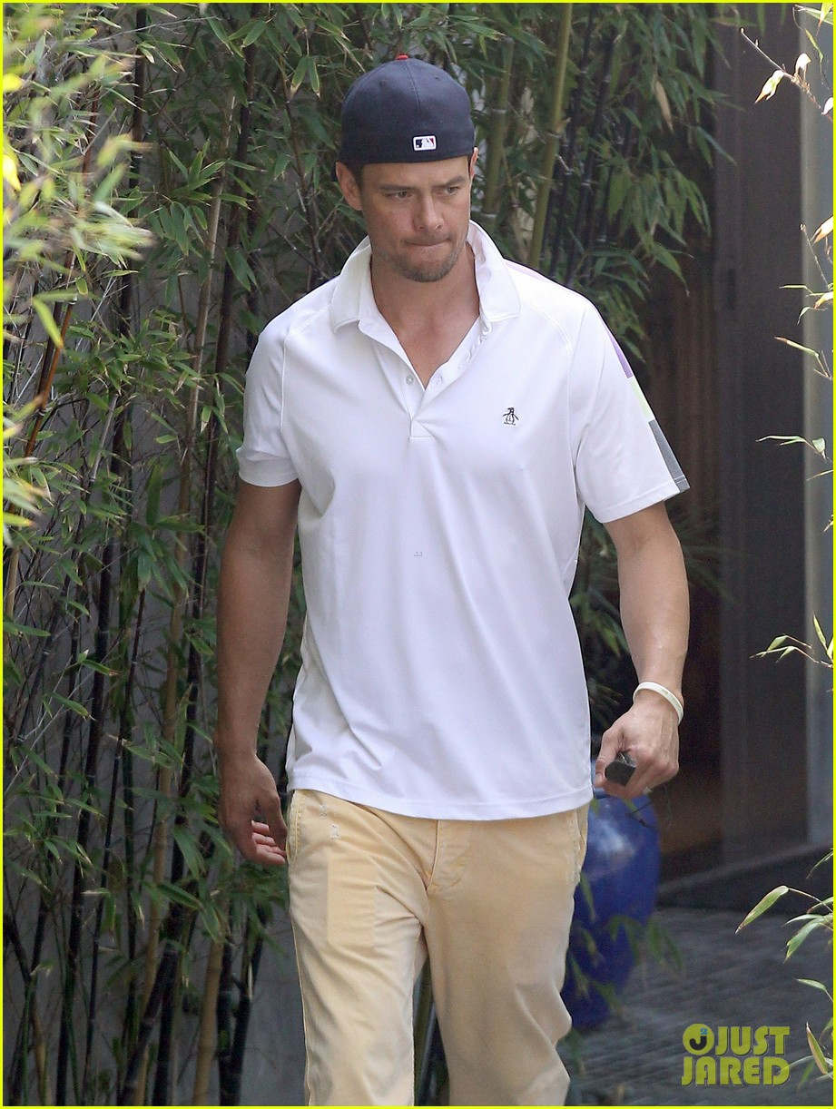 josh duhamel in n out outing 022839143