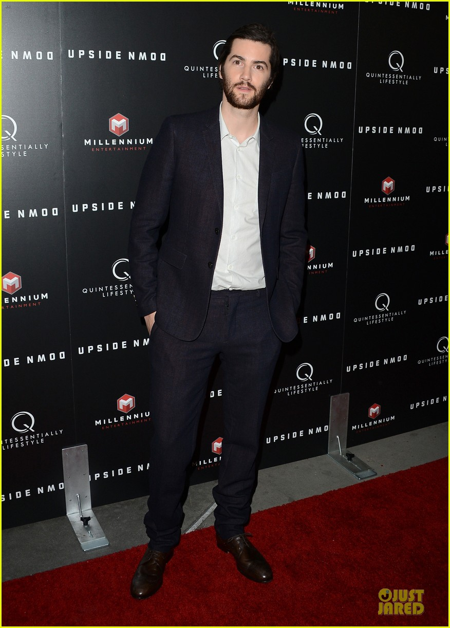 kirsten dunst jim sturgess upside down hollywood screening 03