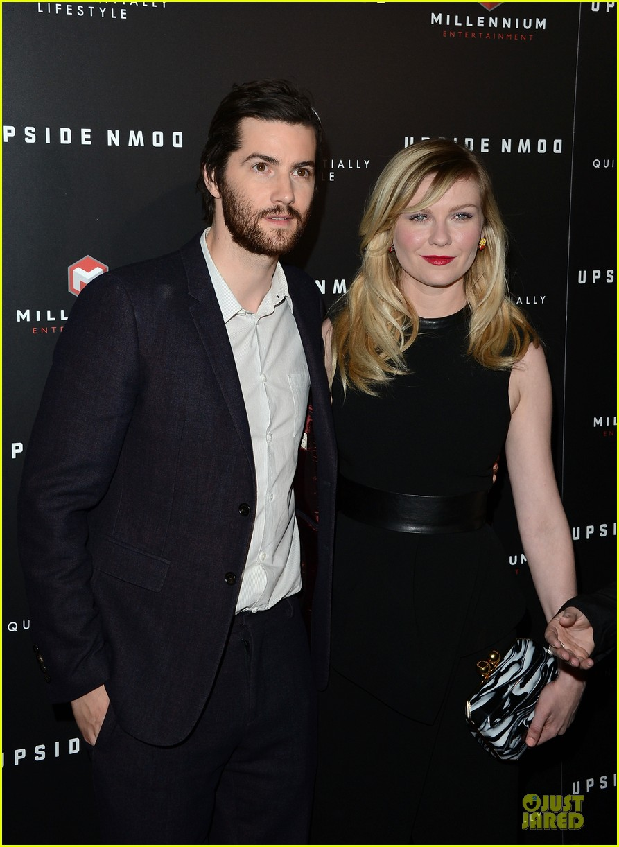 Kirsten Dunst & Jim Sturgess: 'Upside Down' Hollywood ...