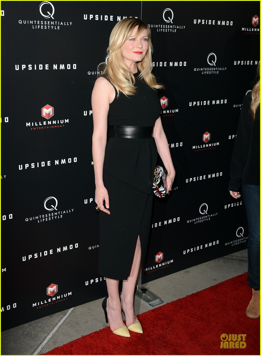 kirsten dunst jim sturgess upside down hollywood screening 15