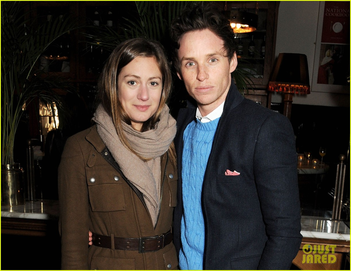 eddie redmayne peter alice press night after party 10