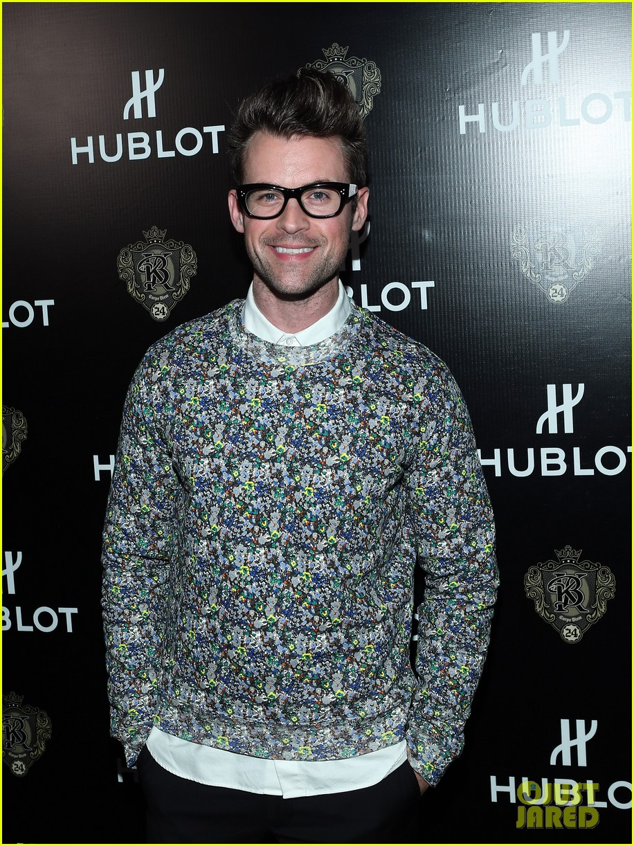 zac efron hublots new brand ambassador celebration 14
