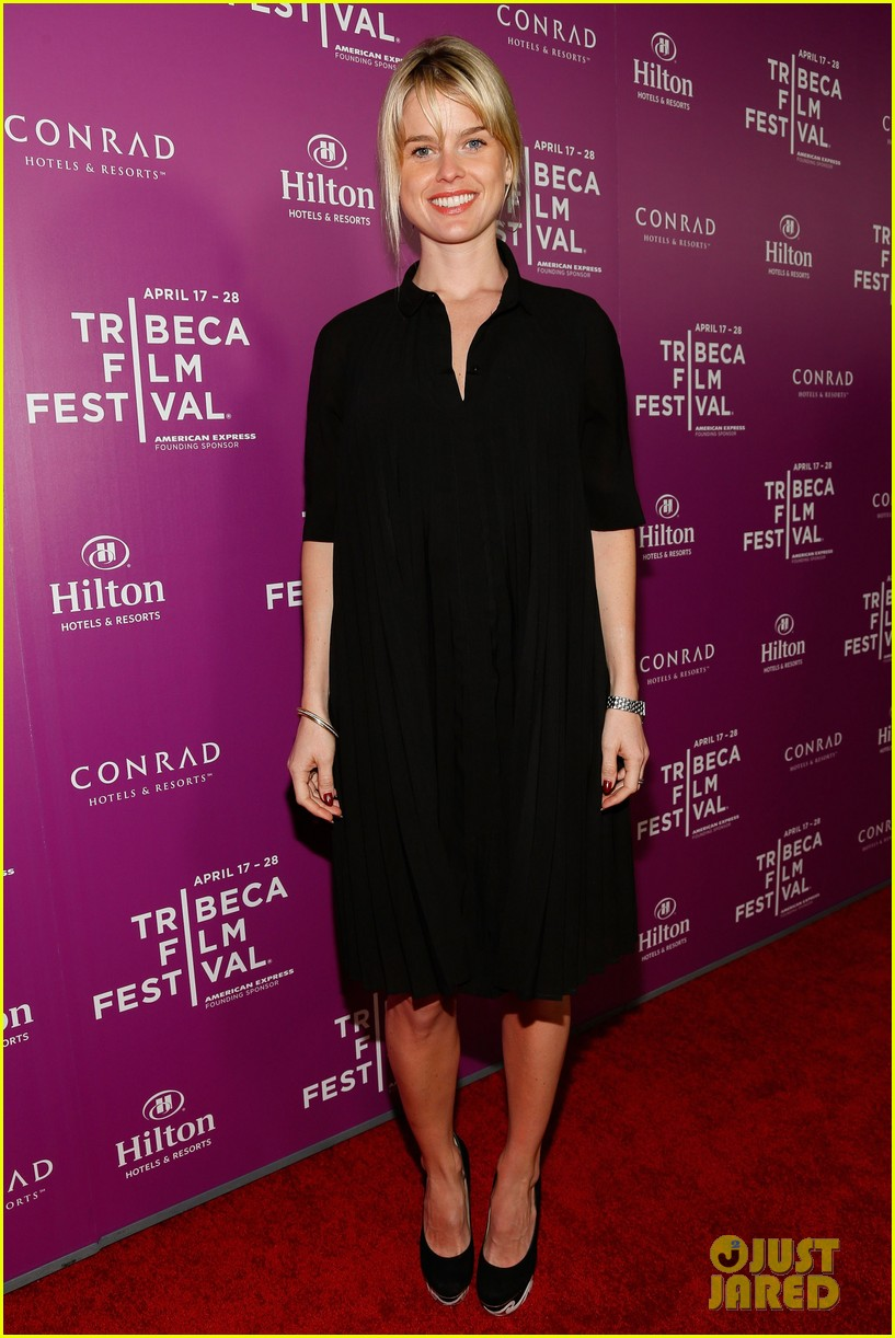 alice eve shiloh fernandez tribeca film festival la reception 11