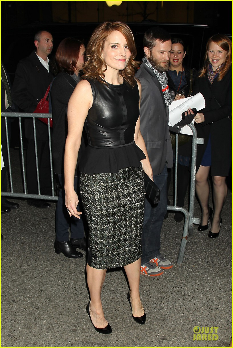 tina fey admission screening celebration 06