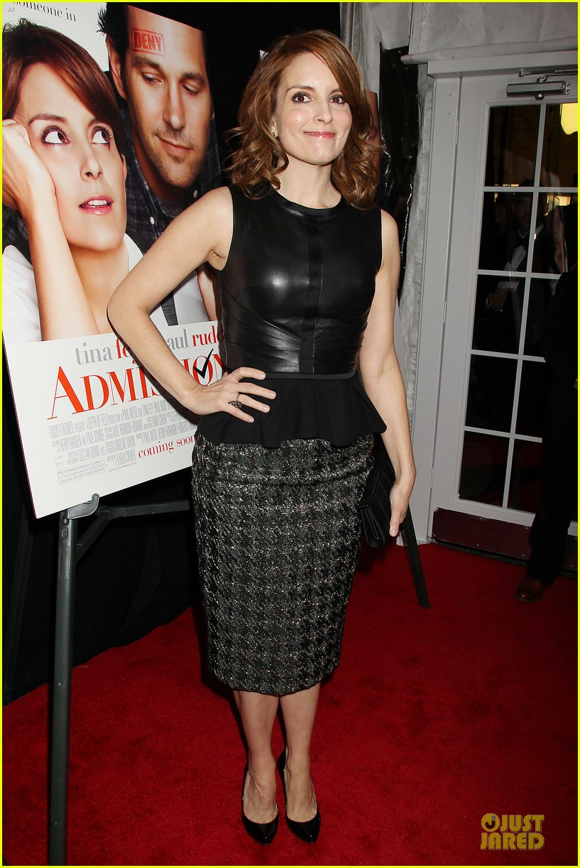 tina fey admission screening celebration 07