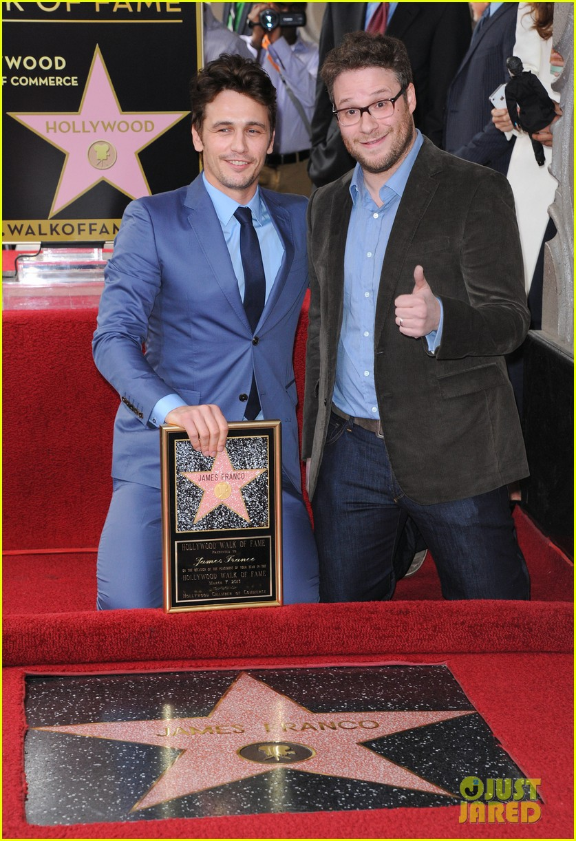 james franco hollywood walk of fame star ceremony 07
