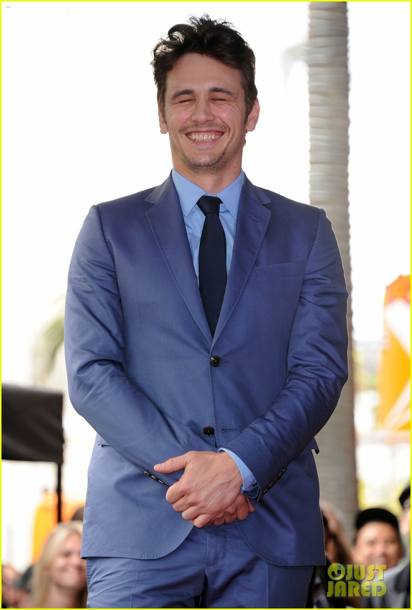 james franco hollywood walk of fame star ceremony 16