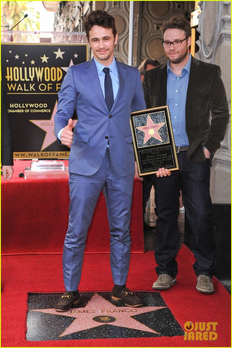 james franco hollywood walk of fame star ceremony 222826859