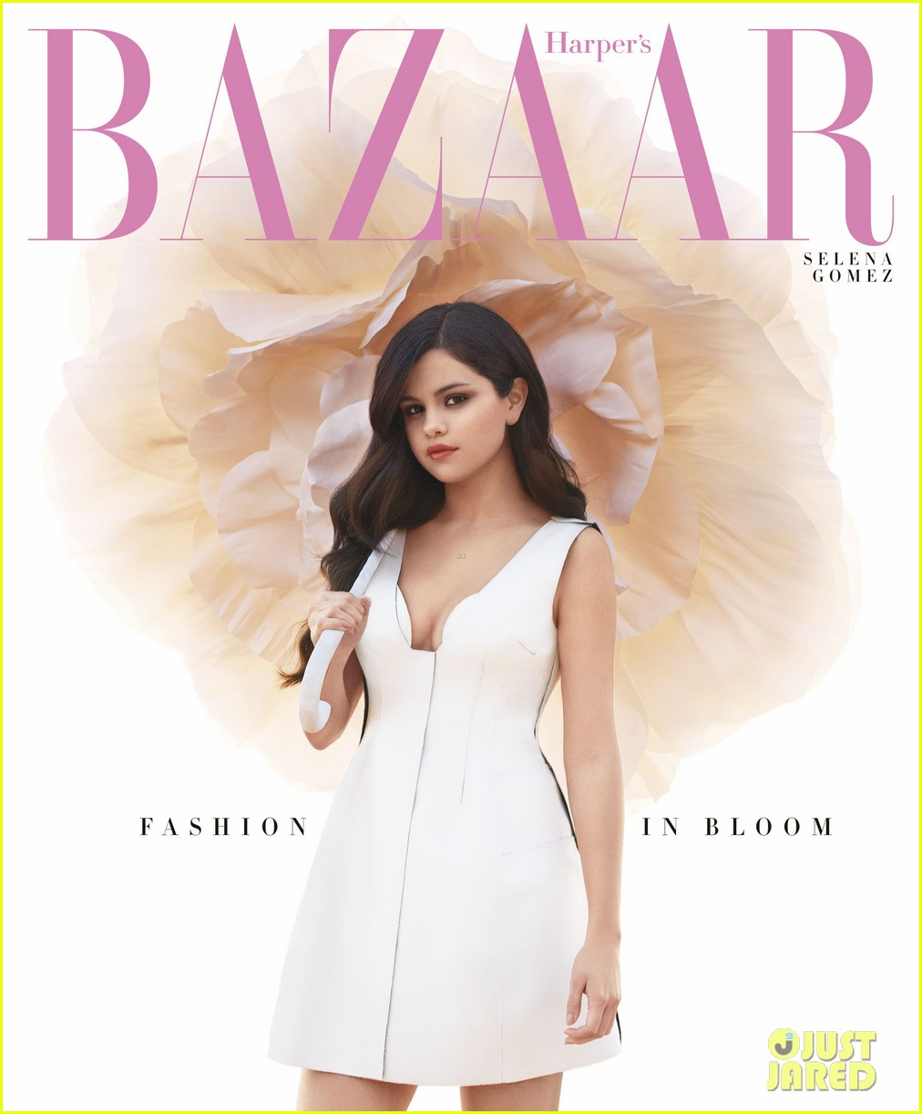 selena gomez covers harpers bazaar april 2013 022826098