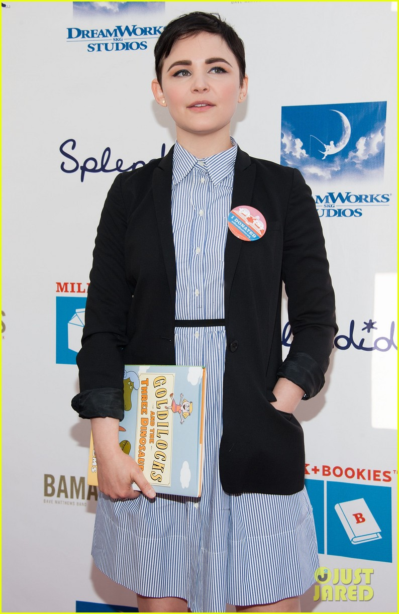 ginnifer goodwin julie bowen milk bookie story time 192828627