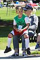 gwen stefani gavin rossdale family fun at the park 27