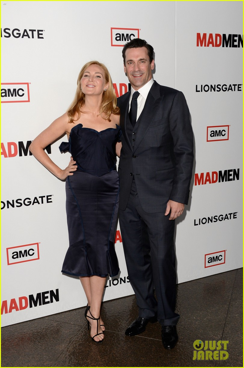 jon hamm vincent kartheiser mad men season 6 premiere 102834717