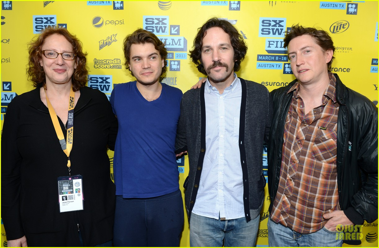emile hirsch paul rudd prince avalanche sxsw screening 16