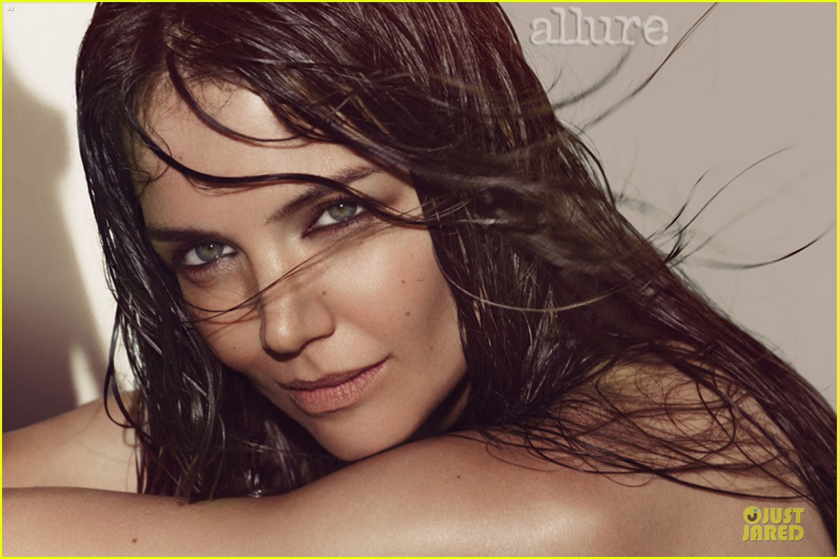 katie holmes topless allure cover april 2013 022833049