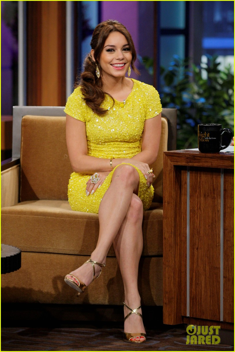 vanessa hudgens tonight show with jay leno appearance 05
