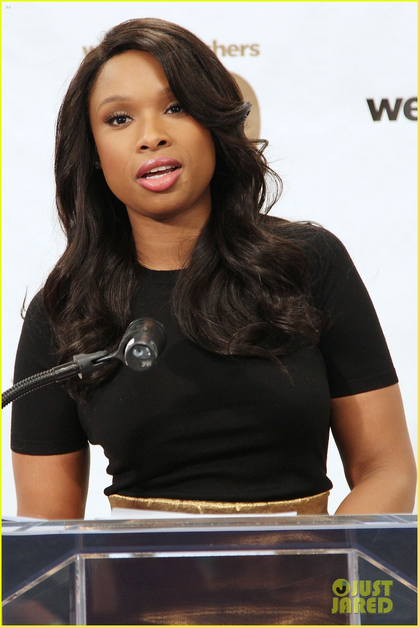 jennifer hudson weight watchers 50th anniversary 08