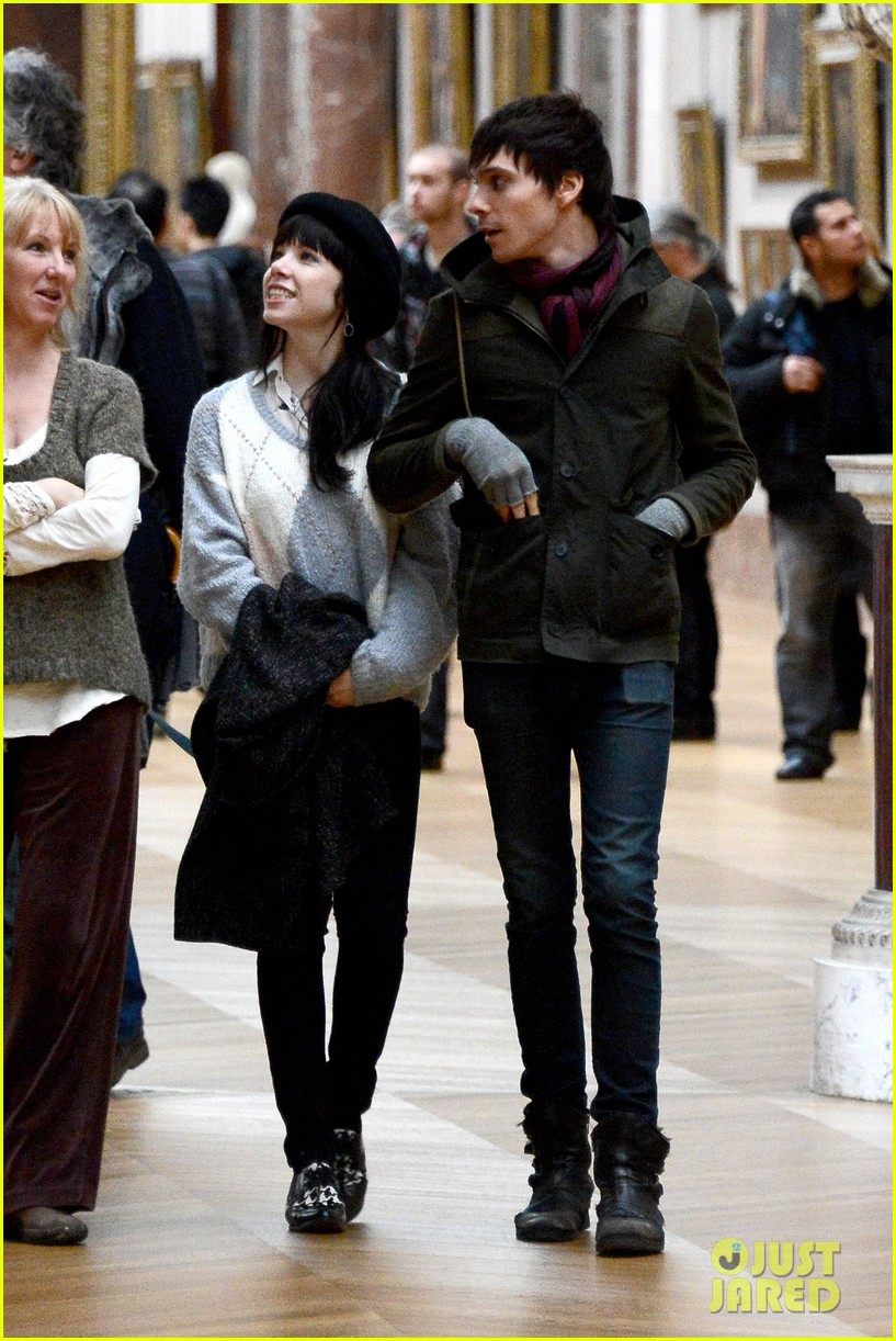 carly rae jepsen matthew koma louvre lovebirds 152833504
