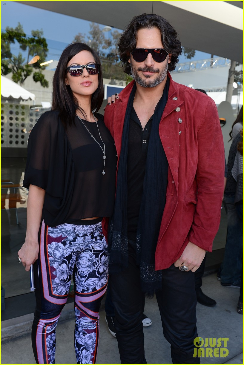 joe manganiello louise roe john varvatos stuart house benefit 37