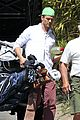 josh duhamel fake baby bump with pregnant fergie 06